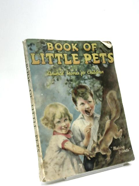 Book of Little Pets by Anon
