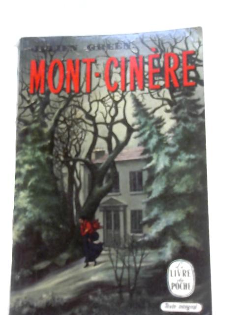 MONT-CINERE (French) by Green J