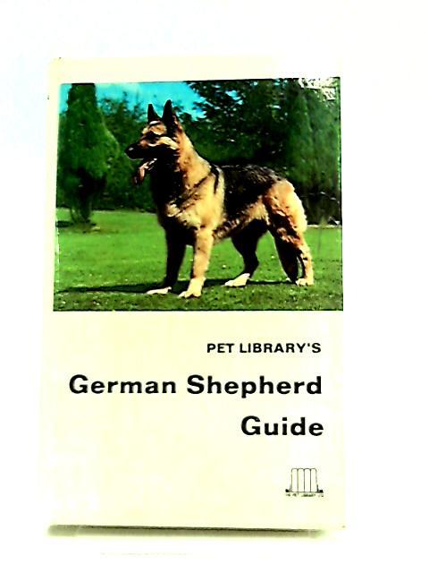 German Shepherd Guide by Madeleine Pickup