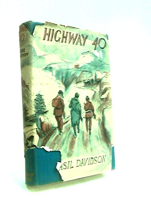 Highway 40 by Davidson, Basil.