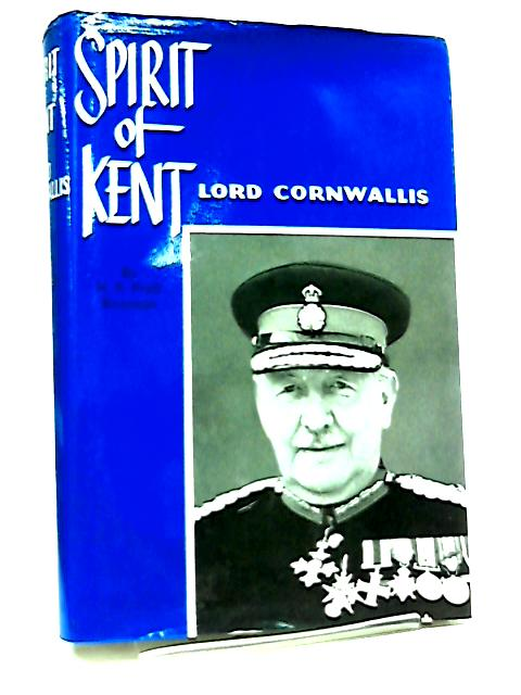 Spirit of Kent, the Right Hon. Lord Cornwallis by H. R. Pratt Boorman