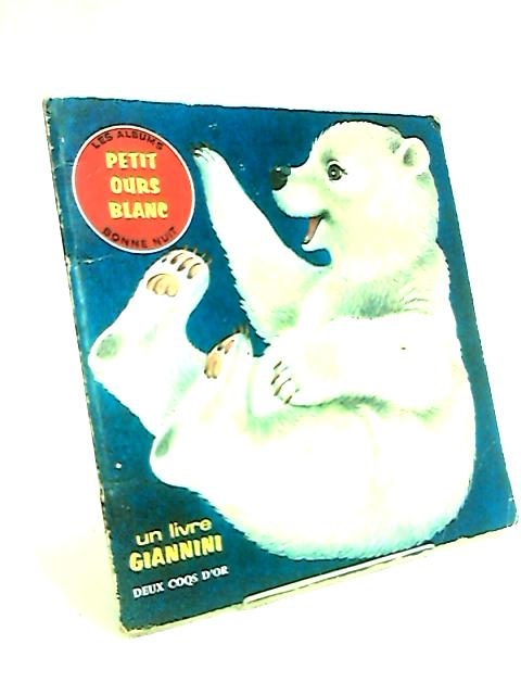 Petit ours blanc by M Le Gwen