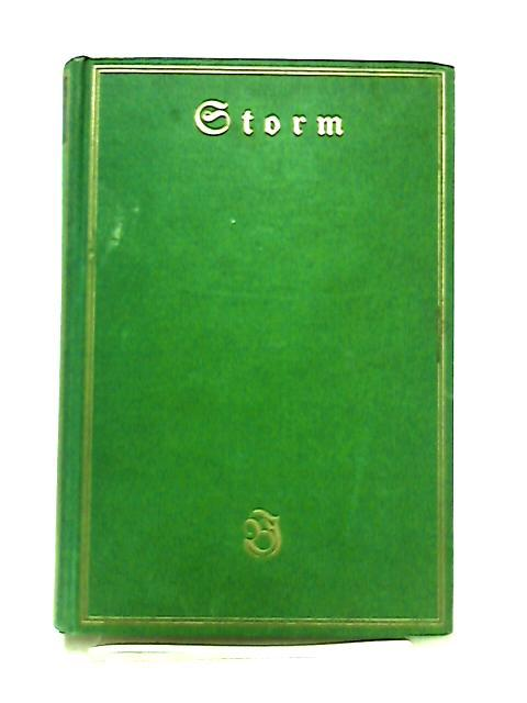 Storms Werke Sechster Band by Theodor Hertel