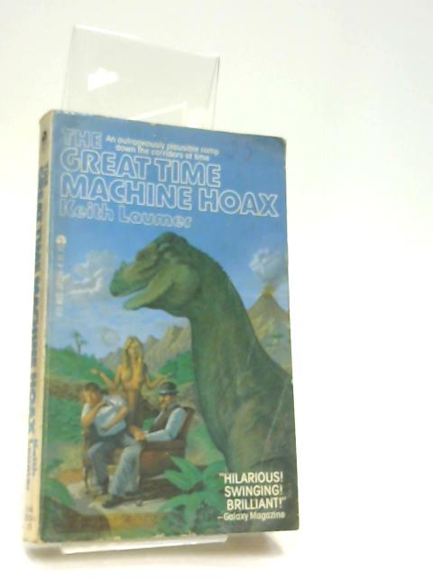 The Great Time Machine Hoax by Laumer, Keith