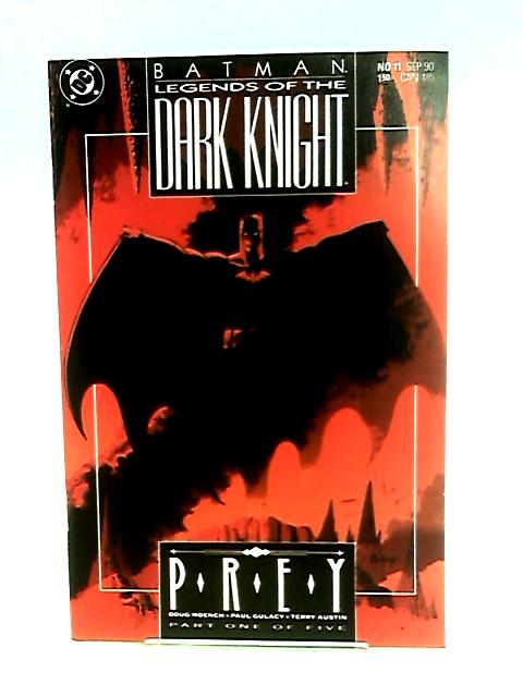 Batman- Legends of the Dark Knight: Prey #11 by Moench, Doug.