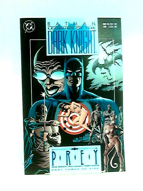 Batman- Legends of the Dark Knight: Prey #13 by Moench, Doug.