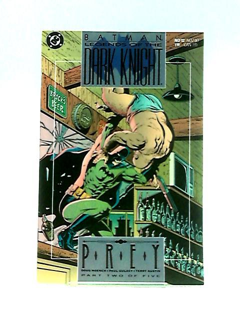Batman: Legends of the Dark Knight No.12: pt.2 of 5 by Moench, Doug.