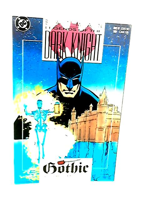 Batman Legends of the Dark Knight No 8 Gothic Part 3 of 5 by Grant Morrison
