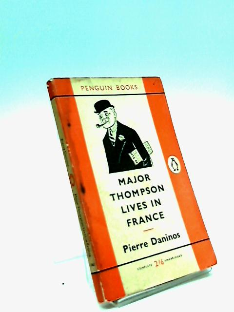 Major Thompson Leave in France by Pierre Daninos