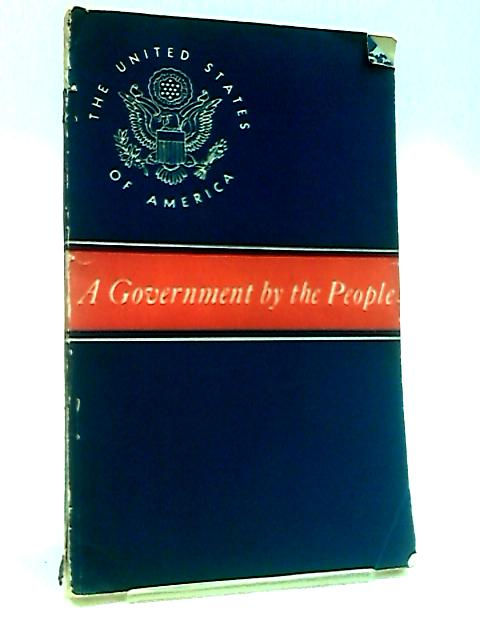 A Government By the People by Anon