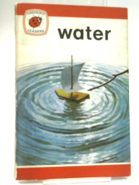 Water (Ladybird Series 737) by Webster, James
