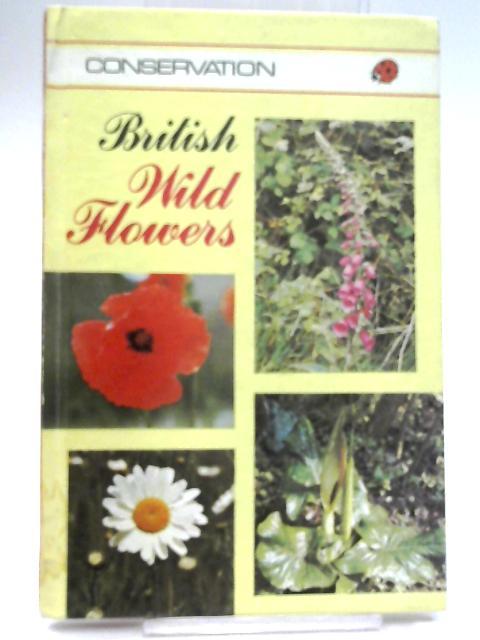 British Wild Flowers (Series 727) by Harry Stanton