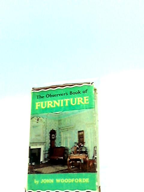 The Observer's Book of Furniture (Observer's Pocket) by Woodforde, John