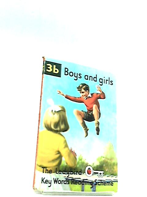 Boys and Girls: A Ladybird Book of Childhood (Gift Book) by Ladybird (2007) Hardcover by W. Murray