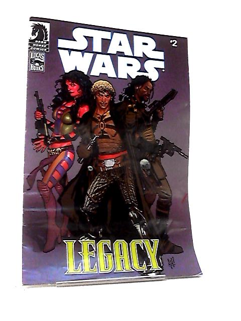Star Wars Legacy #22 by Various