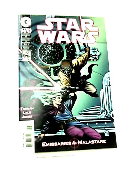Star Wars No 13 Emissaries to Malastare Part 1 of 6 by Various