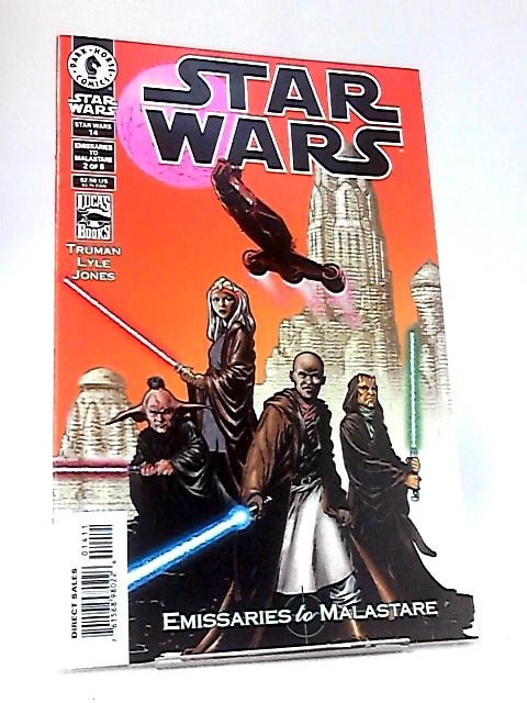 Star Wars #14 Emissaries to Malastare by Various