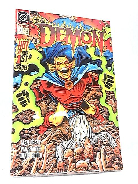 The Demon #1 by Various