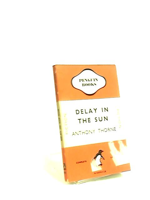 Delay in the Sun by Anthony Thorne