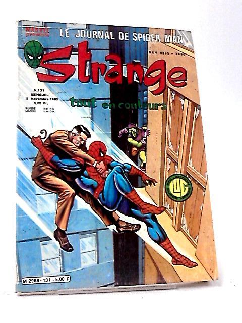 Strange #131 by Various