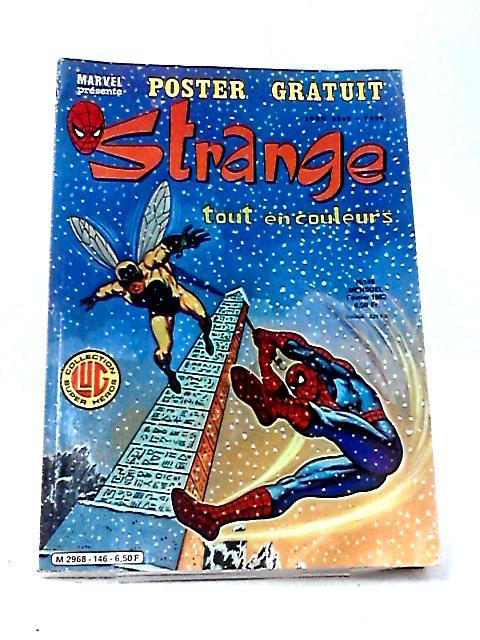 Strange Marvel #146 by Unknown