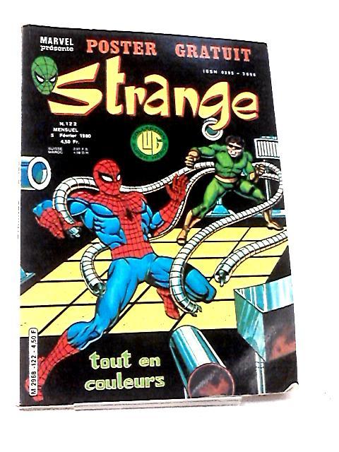 Strange #122 by Various