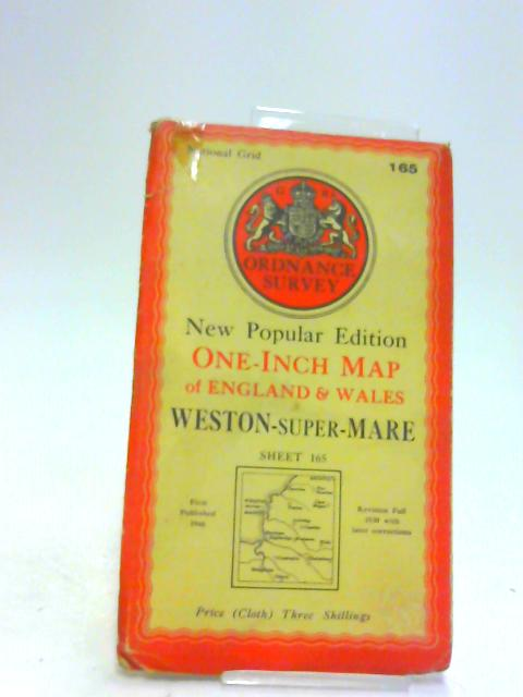 "Weston-Super-Mare 1"" Sheet: 165 by No stated author"