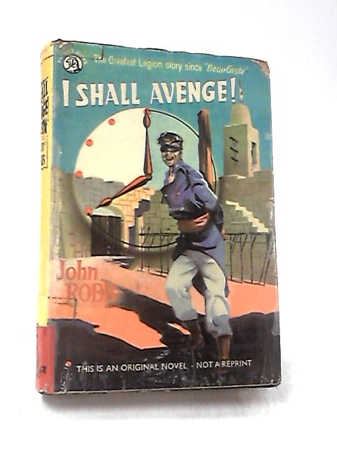 I Shall Avenge by John Robb