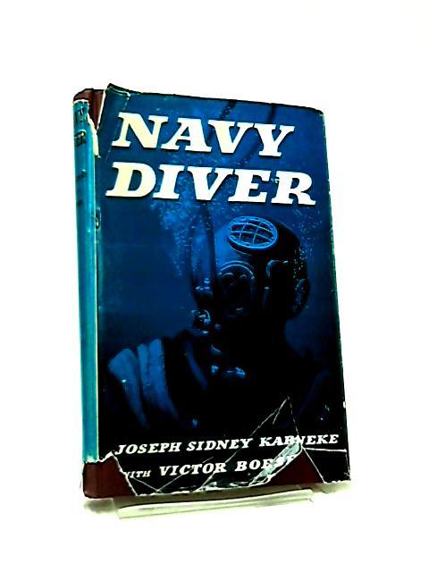 Navy Diver by Joseph Sidney Karneke