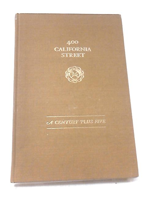 400 California Street by Wilson, Neill