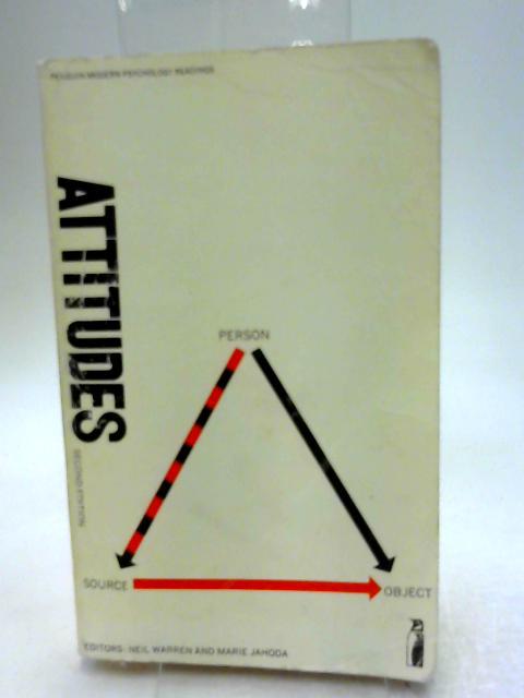 Attitudes. By Warren, N & Jahoda, M eds