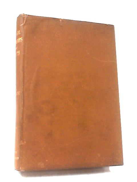 The Conjugal Relationships By Gardner, A K.
