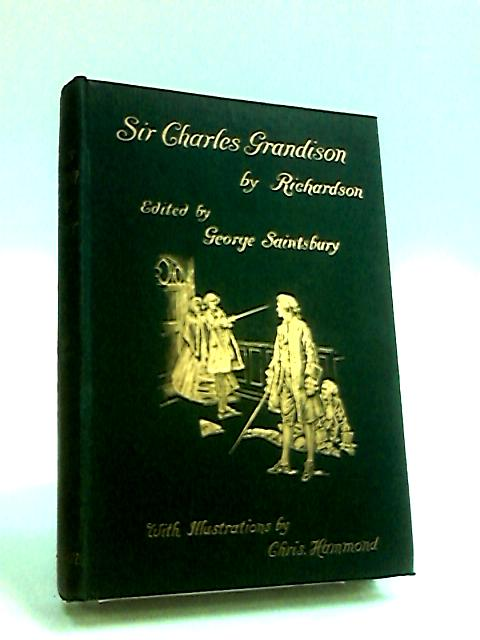 Letters from Sir Charles Grandison, selected with biographical introduction and connecting notes, vol. II by Richardson, Samuel.