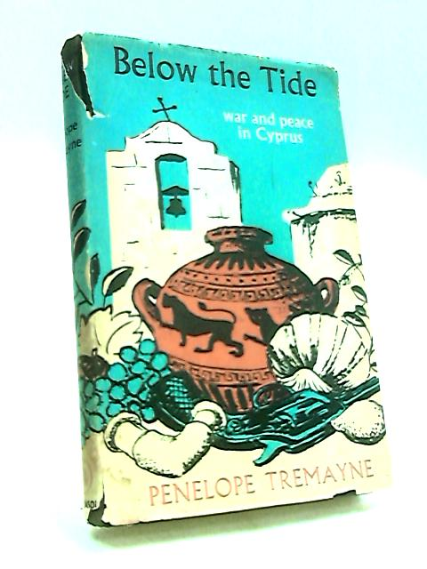 Below the Tide by Tremayne, Penelope