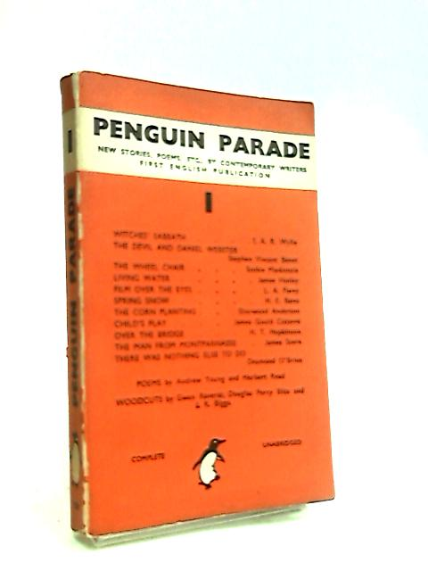 Penguin Parade Volume I By Roberts, Denys Kilham