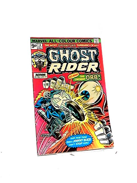 Ghost rider 14 oct 1975 by Anon
