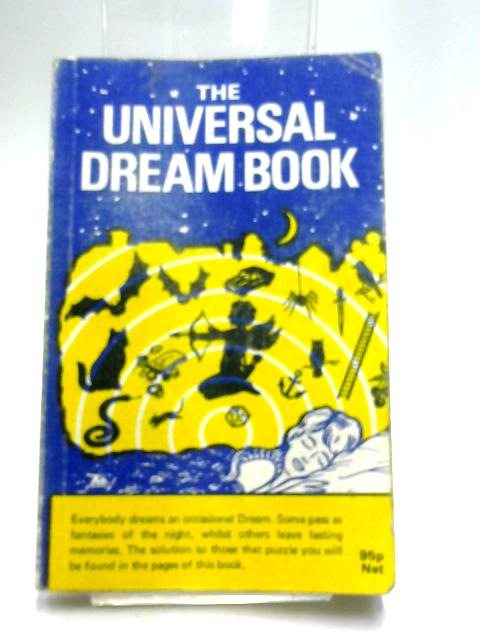 The Universal Dream Book (Pocket Library) By Unknown
