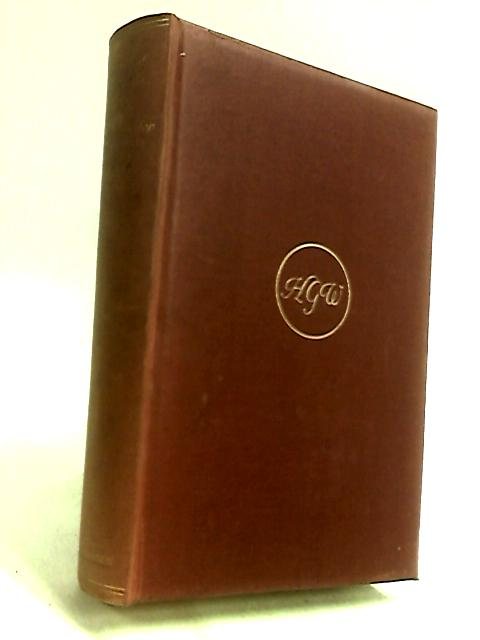 The works of h g wells atlantic edition volume XXV by H. G Wells