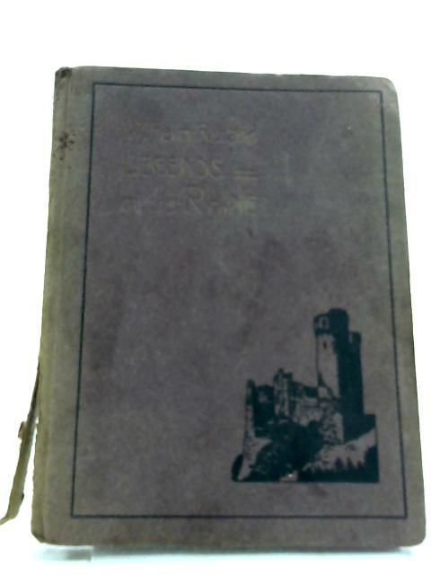 Legends of the Rhine. - english by Wilhelm Ruland
