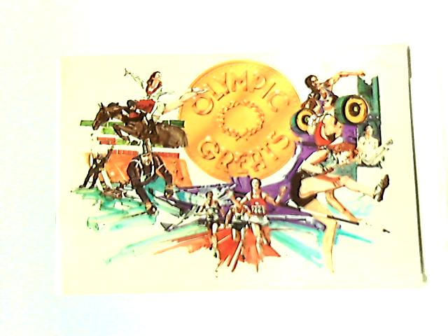 Olympic Greats By Melvin Watman