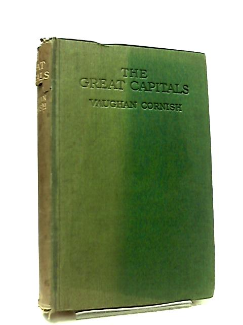 The Great Capitals By Vaughan Cornish