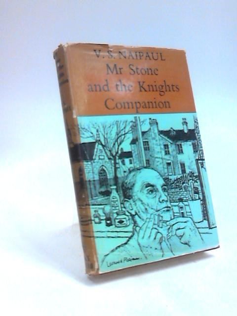 Mr. Stone And The Knights Companion. A Novel.
