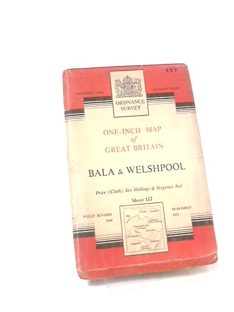One-Inch Map of Great Britain: Bala & Welshpool by Ordnance Survey