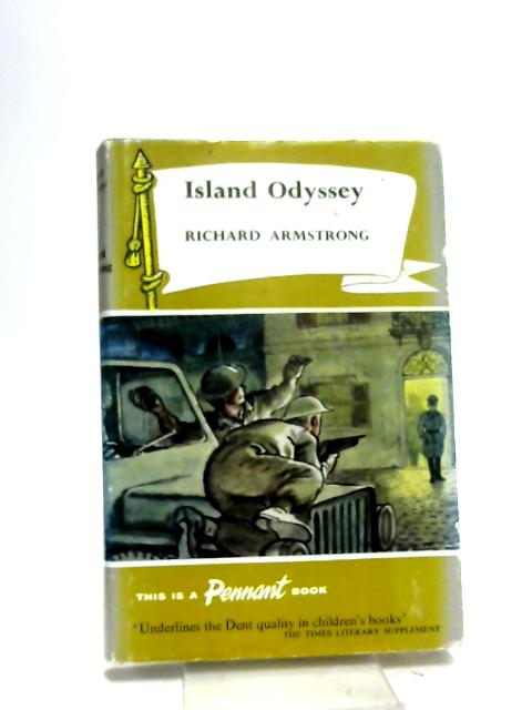 Island odyssey by Armstrong, A.