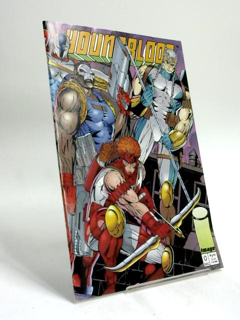 Youngblood #0 by Rob Liefeld