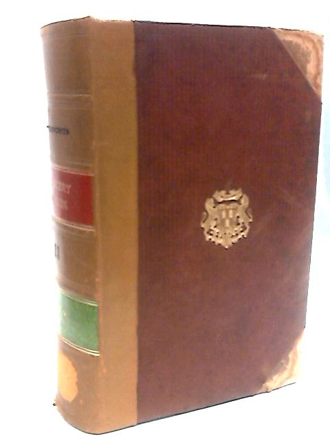 Law Reports, Chancery Division. Vol XI by Anon