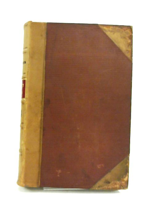 Law Reports, Chancery Division. Vol I. 1891 by Unknown