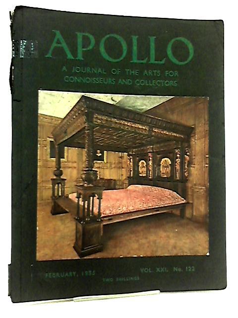 Apollo Volume XXI No. 122, February 1935 by Various