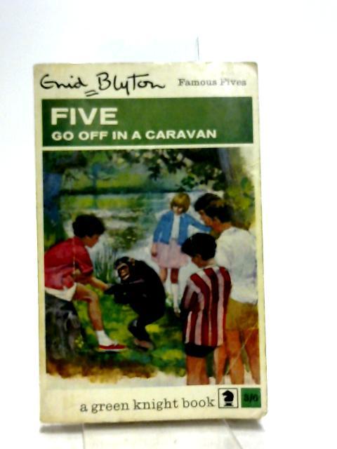 Five Go Off in a Caravan (Knight Books) by Blyton, Enid