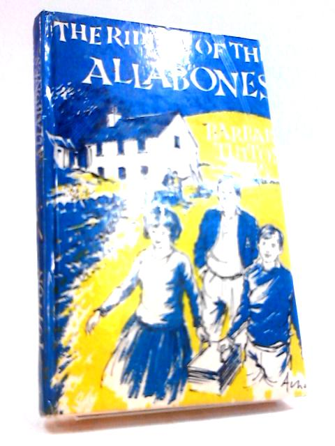 Riddle of the Allabones by Tutton, B.